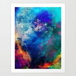 ε Ain Art Print