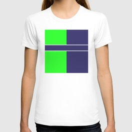 Team Colors...... 6 Lime green /navy T-shirt