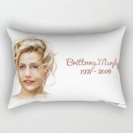 Brittany Murphy Rectangular Pillow