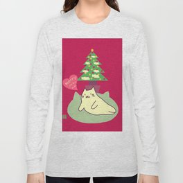 Merry Christmas 204 Long Sleeve T-shirt