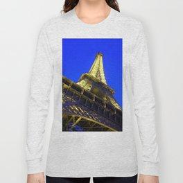 Eiffell Tower Long Sleeve T-shirt