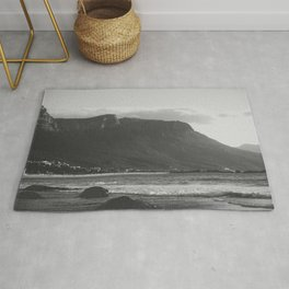 Winter in Cape Town Rug