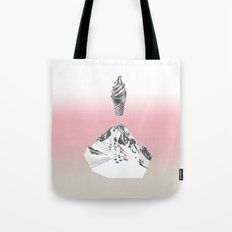 Domestic landscape Tote Bag