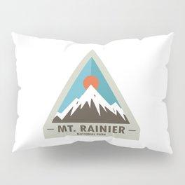 Mt. Rainier National Park Pillow Sham
