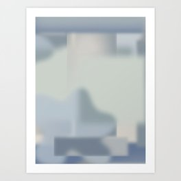Existence II Art Print