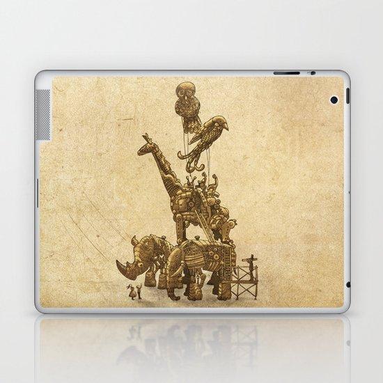 Mechanical Menagerie Laptop & iPad Skin