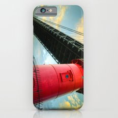 Little Red Lighthouse iPhone 6s Slim Case