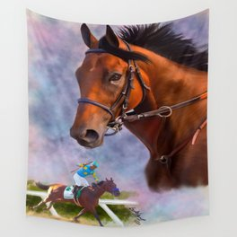 American Pharoah Wall Tapestry