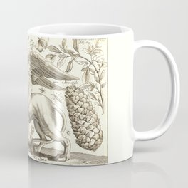 Griffin 1607 Nature Illustration Coffee Mug