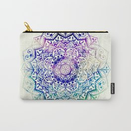 BOHO MARU MANDALA Carry-All Pouch