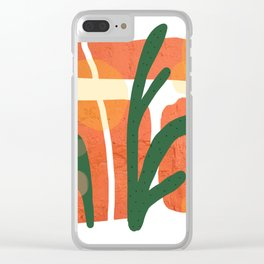 Lanzarote Clear iPhone Case