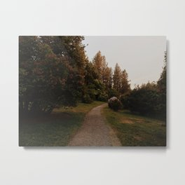 Garden for the Young Metal Print