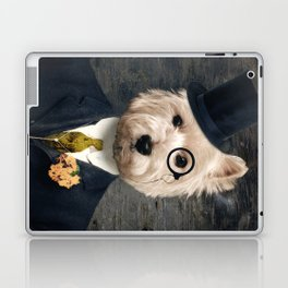 Sir Bunty Laptop & iPad Skin