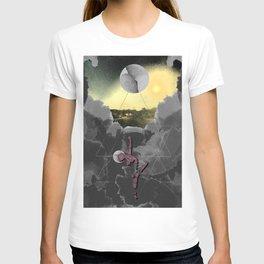 Lucid in Suburbia T-shirt