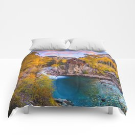 Crystal Mill Comforters