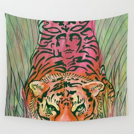 Prowler Wall Tapestry