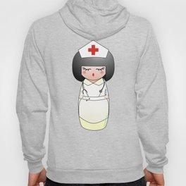 Kokeshi Nurse Hoody
