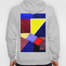 Kurt Schwitters Abstract Composition Hoody