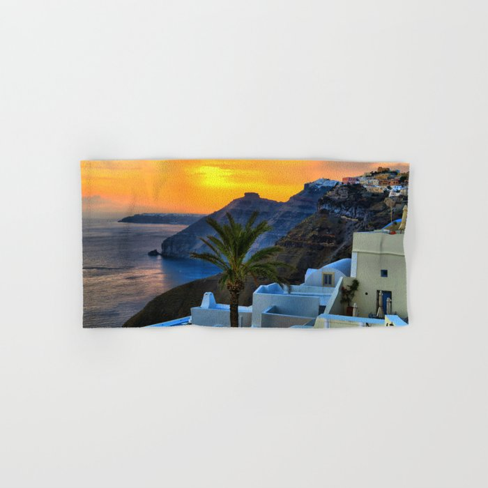 Santorini 11 Hand & Bath Towel