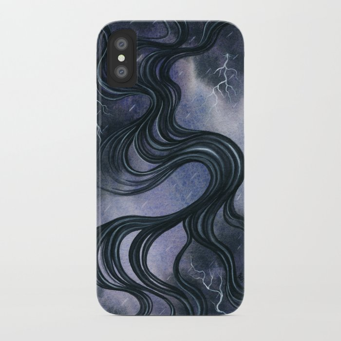 Bring Me A Storm iPhone Case