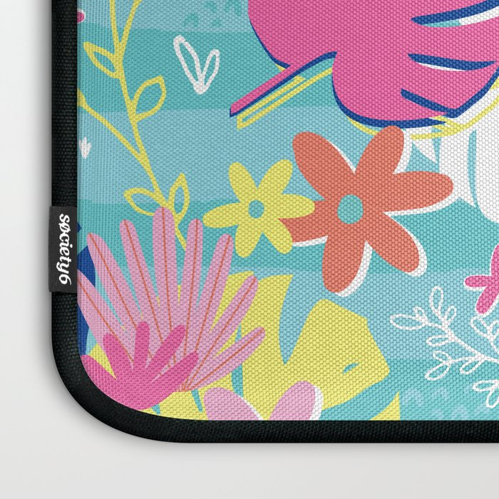 Tropical Vibes Laptop Sleeve