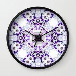 Anemone Fusion Wall Clock