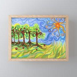 Sun Kissed Framed Mini Art Print