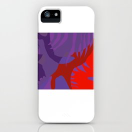 WHAT AM I ? iPhone Case