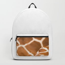 Wildlife Collection: Giraffe Backpack