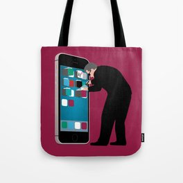 Indiscriminate Collection of U.S. Phone Records Violates the Fourth Amendment Tote Bag