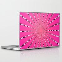 artpop Laptop & iPad Skins featuring ARTPOP by Jo Veronne