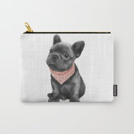 parlez-vous frenchie? Carry-All Pouch