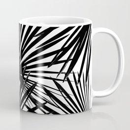 Tropical Fan Palm Leaves #2 #tropical #decor #art #society6 Coffee Mug