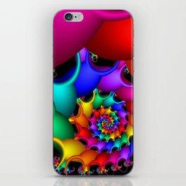 Rainbow I iPhone Skin