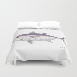 Tuna Duvet Cover