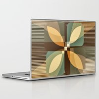 clover Laptop & iPad Skins featuring clover by Julia Tomova