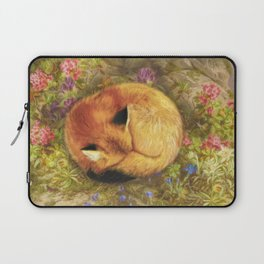 The Cozy Fox Laptop Sleeve