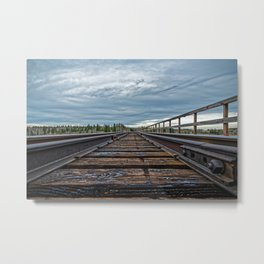 Cloud Galaxy Metal Print