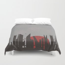 We'll always have Caprica City Duvet Cover
