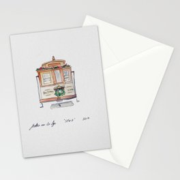 San Fransisco | Cable Car Stationery Cards