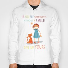Share The Happiness Hoody