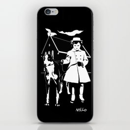 Dependent Personality Disorder (DPD) iPhone Skin
