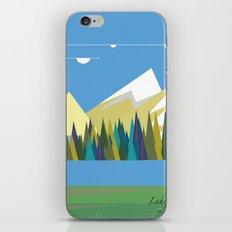 Hills iPhone & iPod Skin