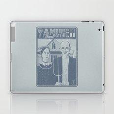 American Gothic II Laptop & iPad Skin