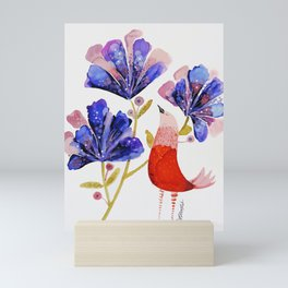 renewed beauty Mini Art Print