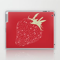 Strawberry Laptop & iPad Skin