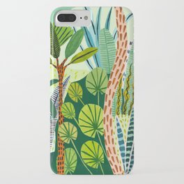 Malaysian Jungles iPhone Case