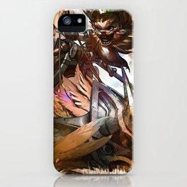League of Legends KLED iPhone Case