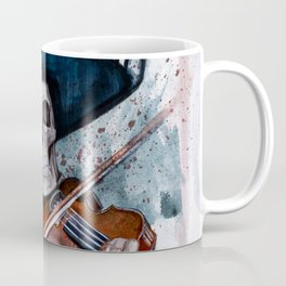 El Mariachi - Dia De Los Muertos Coffee Mug