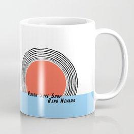 Reach Surf Shop t shirt design 1 Coffee Mug